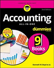 Accounting All-in-One For Dummies: with Online Practice - Kraynak, Joseph