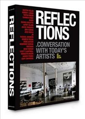 Reflections : In Conversation With Todays Artists - Black, Matt