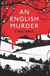 English Murder - Hare, Cyril