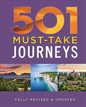 501 Must-Take Journeys   - Brown, D