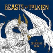 Beasts of Tolkien : A Colouring Book - Mazzara, Mauro
