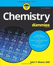 Chemistry for Dummies 2e - Moore, John T.