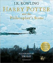 Harry Potter and the Philosopher's Stone : Illustrated Edition - Rowling, J. K.