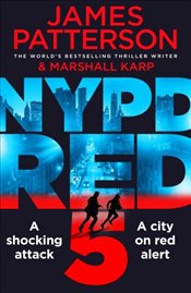 NYPD Red 5 - Patterson, James