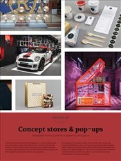 BRANDLife: Concept Stores & Pop-ups: Integrated brand systems in graphics and space -
