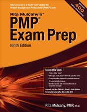 PMP Exam Prep 9e : Ritas Course in a Book for Passing the Project Management Professional Exam - Mulcahy, Rita