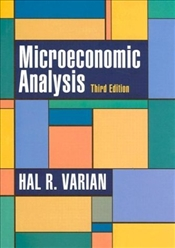 Microeconomic Analysis 3E - VARIAN, HAL R.