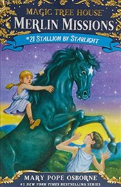 Magic Tree House #49 : Stallion by Starlight (Stepping Stone Book(tm)) (Merlin Missions (Paperback)) - Osborne, Mary Pope