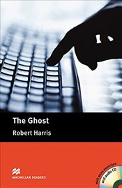 Macmillan Readers Upper Intermediate : The Ghost + CD - Harris, Robert