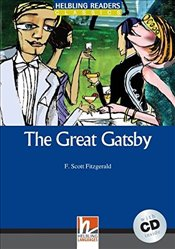 Great Gatsby, mit 1 Audio-CD. Level 5 (B1) - Fitzgerald, F. Scott