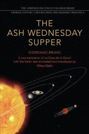 Ash Wednesday Supper - Bruno, Giordano
