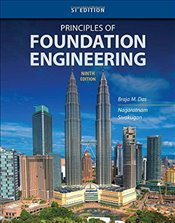 Principles of Foundation Engineering 9e SI - Sivakugan, Nagaratnam