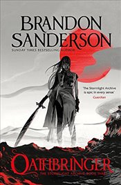 Oathbringer : The Stormlight Archive Book Three - Sanderson, Brandon