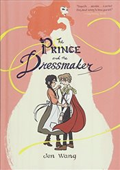 Prince and the Dressmaker - Wang, Jen