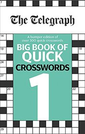 Telegraph Big Book of Quick Crosswords 1   -