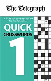 Telegraph Quick Crosswords 1   -