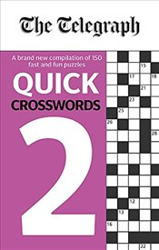 Telegraph Quick Crosswords 2  -