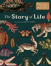 Story of Life: Evolution (Extended Edition) (Welcome To The Museum) - Symons, Ruth
