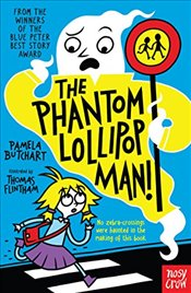 Phantom Lollipop Man (Baby Aliens) - Butchart, Pamela