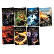 Harry Potter Pack x 7 - Rowling, J. K.