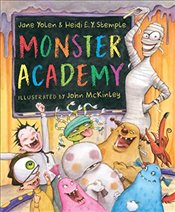 Monster Academy - Yolen, Jane