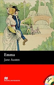Emma: Emma Macmillan Intermediate Reader Intermediate (Macmillan Reader) - Austen, Jane