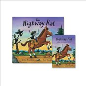 Highway Rat with FREE The Highway Rat Activity Book - Donaldson, Julia