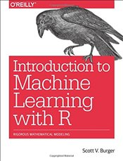 Introduction to Machine Learning with R : Rigorous Mathematical Analysis  - Burger, Scott V.