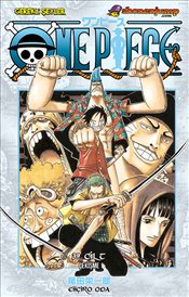 One Piece : 39. Cilt - Oda, Eiiçiro