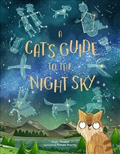 Cats Guide to the Night Sky - Atkinson, Stuart