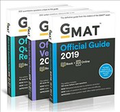 GMAT Official Guide 2019 Bundle : Books + Online - GMAC - Graduate Management Admission Council