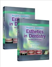 Ronald E. Goldsteins Esthetics in Dentistry - Goldstein, Ronald E.