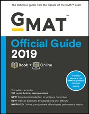 GMAT Official Guide 2019 : Book + Online -
