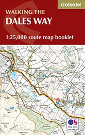 Dales Way Map Booklet (British Long Distance) - Marsh, Terry
