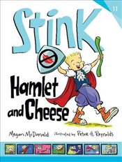 Stink: Hamlet and Cheese - McDonald, Megan