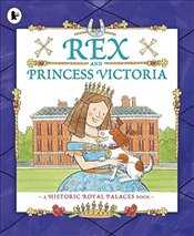 Rex and Princess Victoria (Rex 3) - Anonymous,