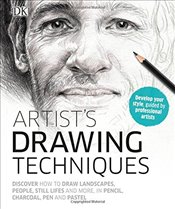 Artists Drawing Techniques - DK,