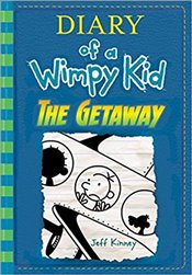 Diary of a Wimpy Kid 12 : Getaway - Kinney, Jeff