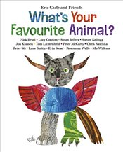 Whats Your Favourite Animal? - Carle, Eric