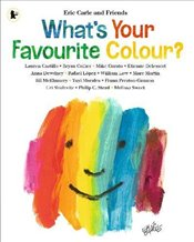 Whats Your Favourite Colour? - Carle, Eric