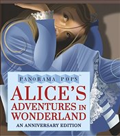 Alices Adventures in Wonderland: Panorama Pops - Carroll, Lewis