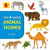 Mix and Match: Animal Homes (Baby Walker) - Cole, Lo