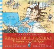 Gullivers Travels: Voyage to Lilliput (Illustrated Classics) - Swift, Jonathan