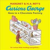 Curious George Goes to a Chocolate Factory - Rey, Margret and H.A.