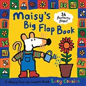 Maisys Big Flap Book - Cousins, Lucy