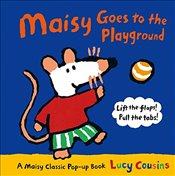 Maisy Goes to the Playground - Cousins, Lucy
