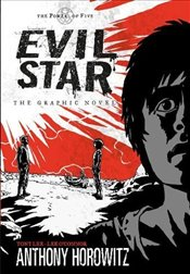 Power of Five: Evil Star - The Graphic Novel - Horowitz, Anthony