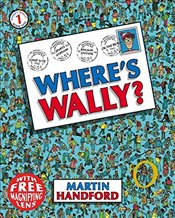 Wheres Wally? (Mini Book) - Handford, Martin