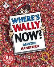 Wheres Wally Now? [Mini Edition] - Handford, Martin