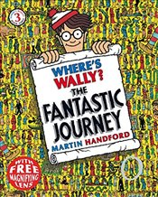 Wheres Wally? The Fantastic Journey - Handford, Martin